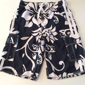 Old Navy swim trunks